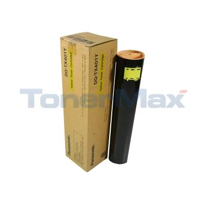 PANASONIC DP-C401 TONER CARTRIDGE YELLOW